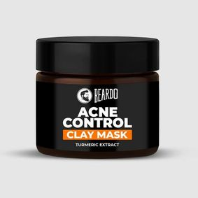 Beardo Acne Control Clay Mask (50g)