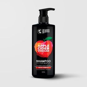 Beardo Dandruff Control Shampoo with Apple Cider Vinegar (300ml)
