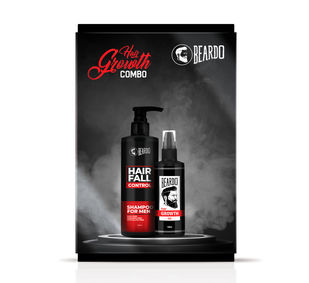 Beardo Hair Growth Combo for Men