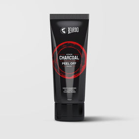 Beardo Activated Charcoal Peel Off Mask (100g)