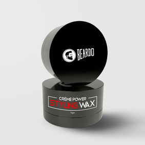 Beardo Creme Power Styling Wax (75g)