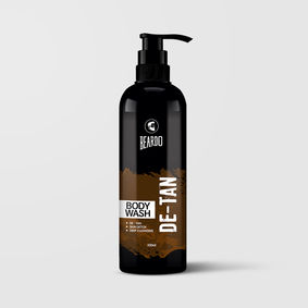 Beardo De-Tan Bodywash for Men (200ml)