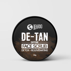 Beardo De-Tan Face Scrub