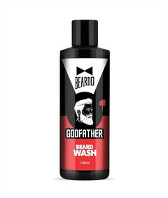 Beardo Godfather Beard Wash (100ml)