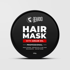 Beardo Hair Mask (200g)