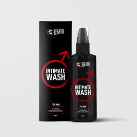 Beardo Intimate Wash For Men (100ml)