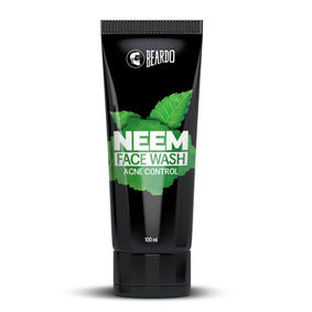 Beardo Neem Facewash for Men (100ml)