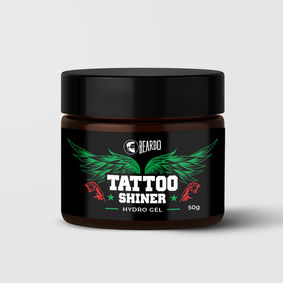 Beardo Tattoo Shiner Gel (50g)