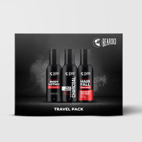Beardo Travel Pack