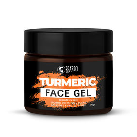 Beardo Turmeric Gel for Men (50g)