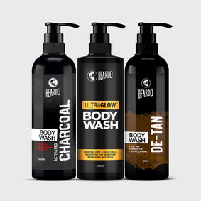 Beardo Ultimate Bodywash Combo