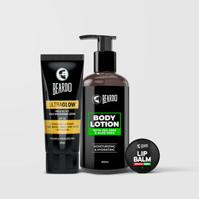 Beardo Winter Care Combo for Men