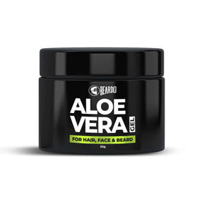 Beardo Aloe Vera Gel For Hair, Face & Beard (50g)