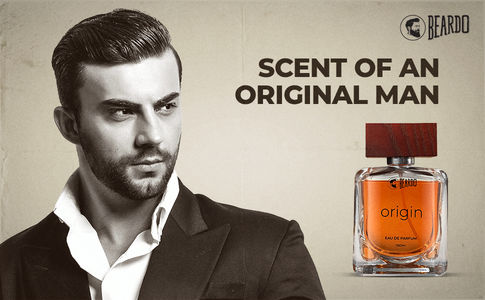 Buy Beardo Origin Perfume For Men (100ml) at Rs.850