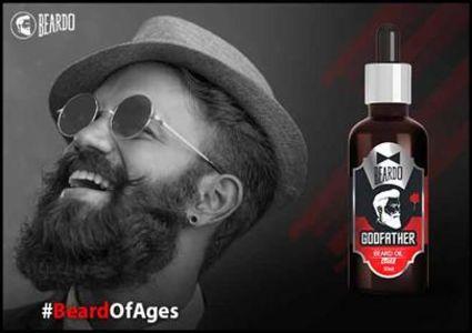Beardo Godfather Beard oil (30ml)