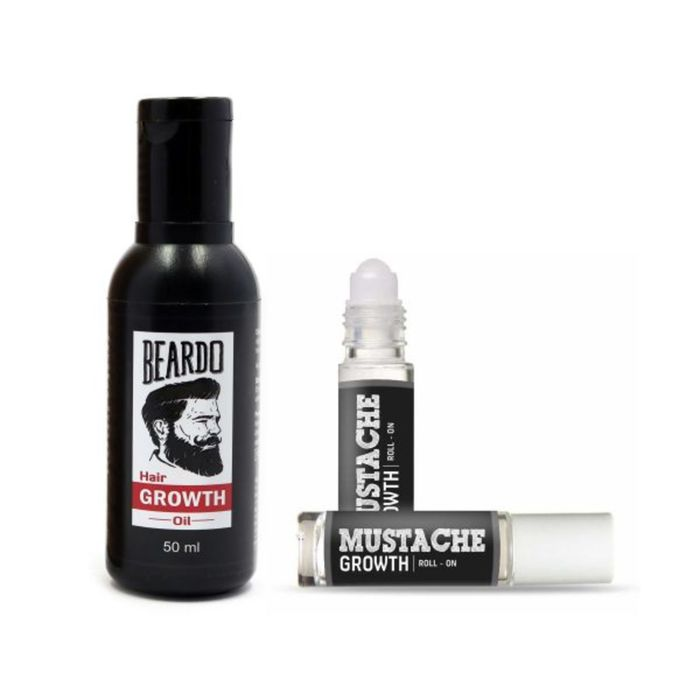 Beardo lite beard and moustache oil