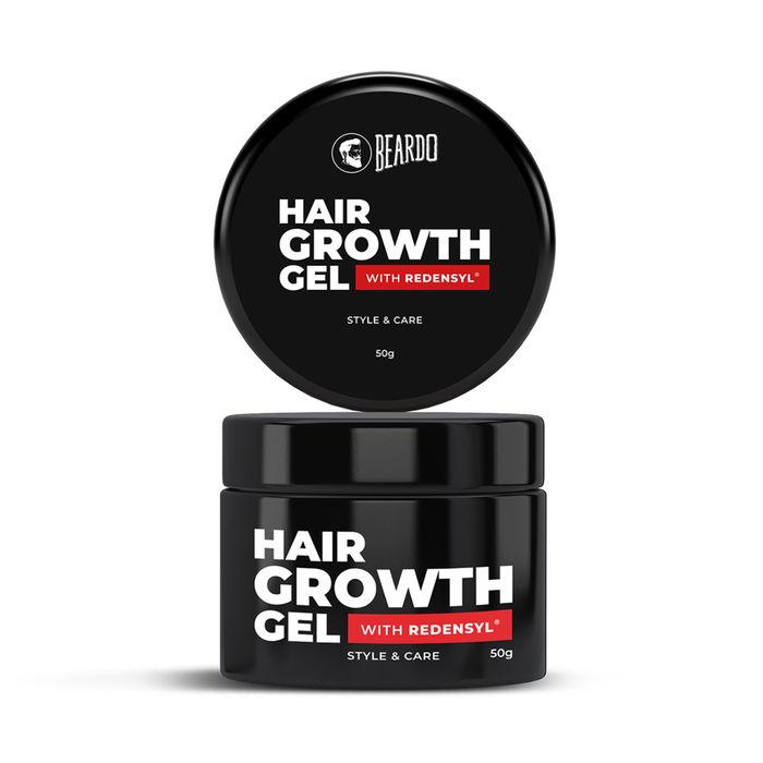 magasin en ligne 9d49f def01 Beardo Hair Growth Gel for Men (50g)