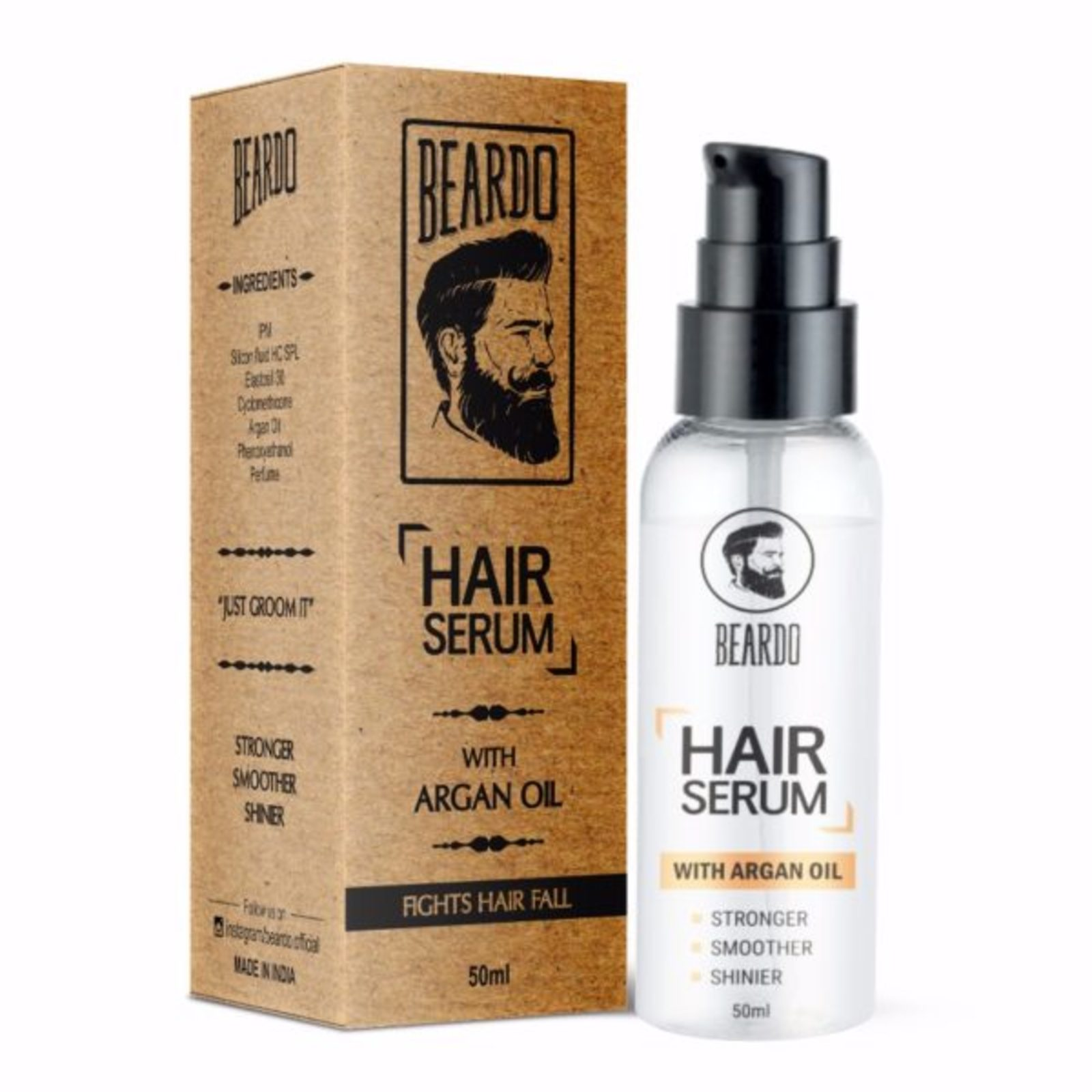 Beardo Hair Serum (50ml)