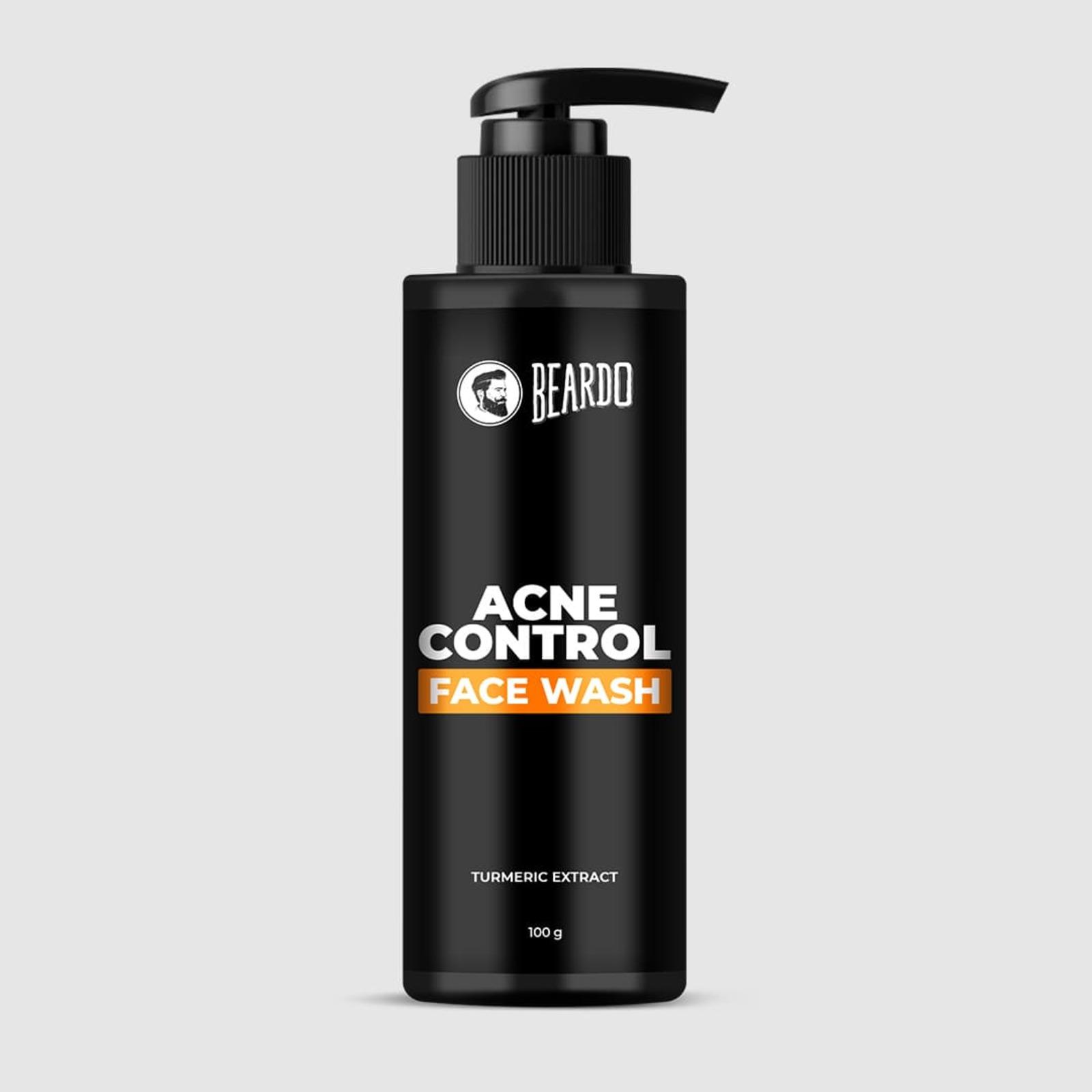 Beardo Acne Control Facewash (100g)