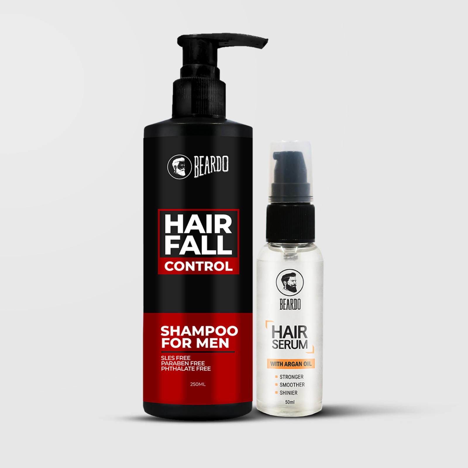 Beardo Daily Hair Regime Combo