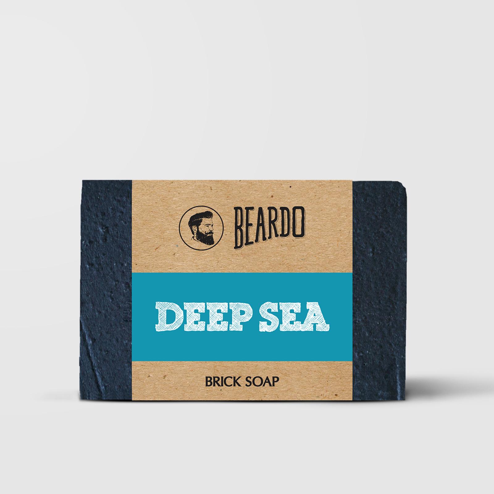 Beardo Deep Sea Brick Soap (3 Unit)