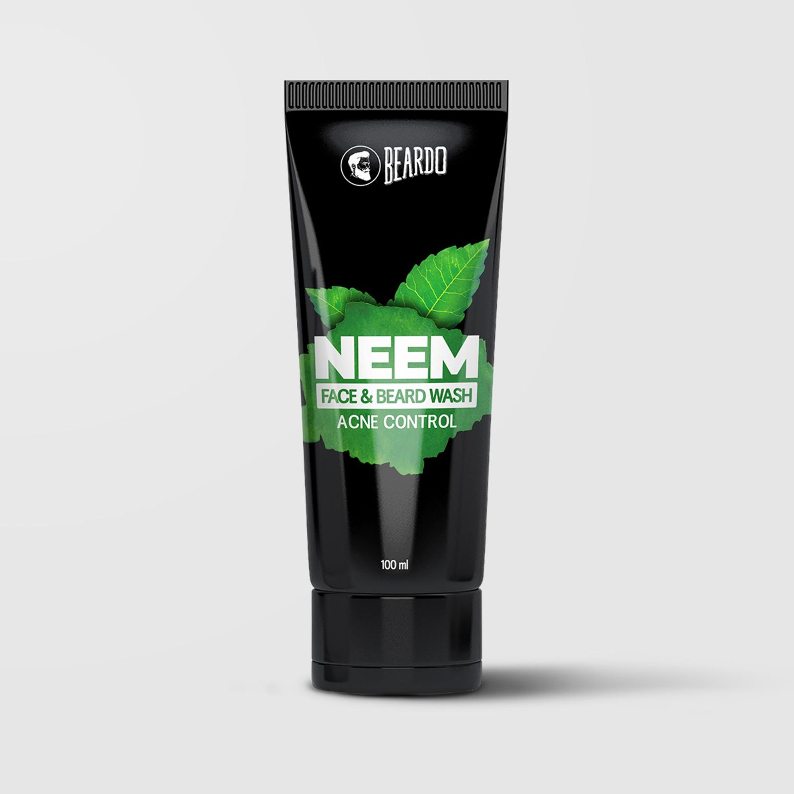 Beardo Neem Facewash for Men (2 Units)