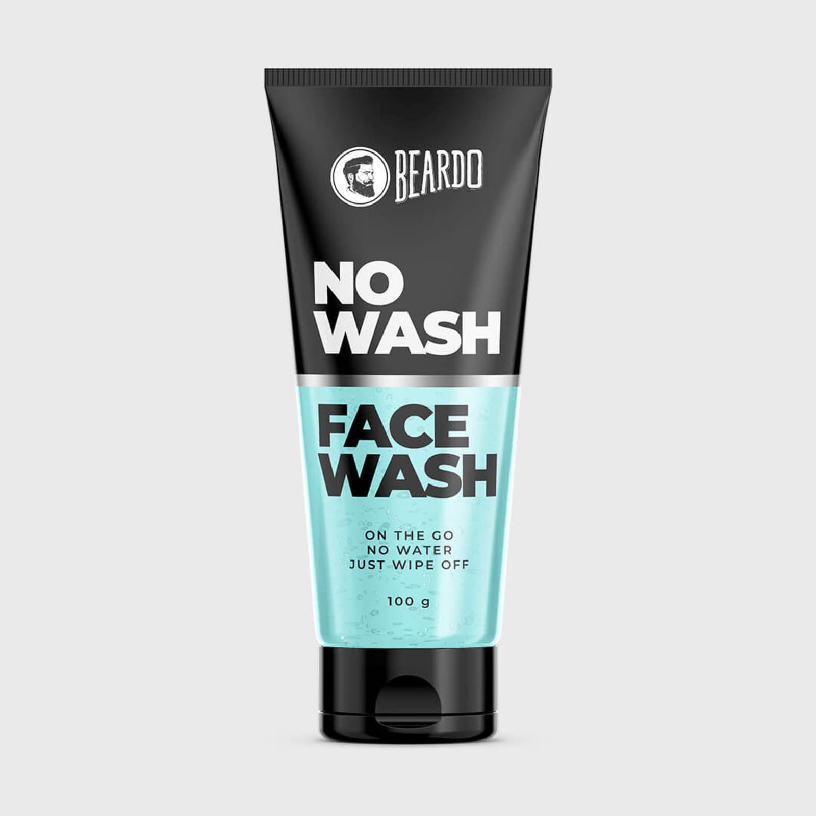 Beardo No Wash Facewash (Pack of 3)