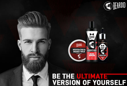 How to use The Ultimate Beard Combo effectively for beard grooming
