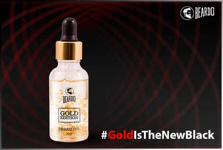 Beardo Gold Oil is a great alternative for the perfect beard look.