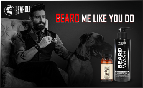 Beardo Beard Oil gets rid of itchiness, flakiness and dryness.