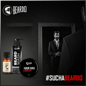 Beardo provides the best beard grooming products for men in India.